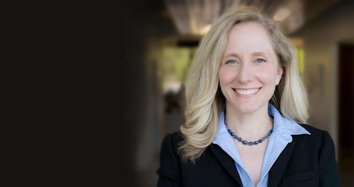 U.S. Rep. Abigail Spanberger campaign portrait