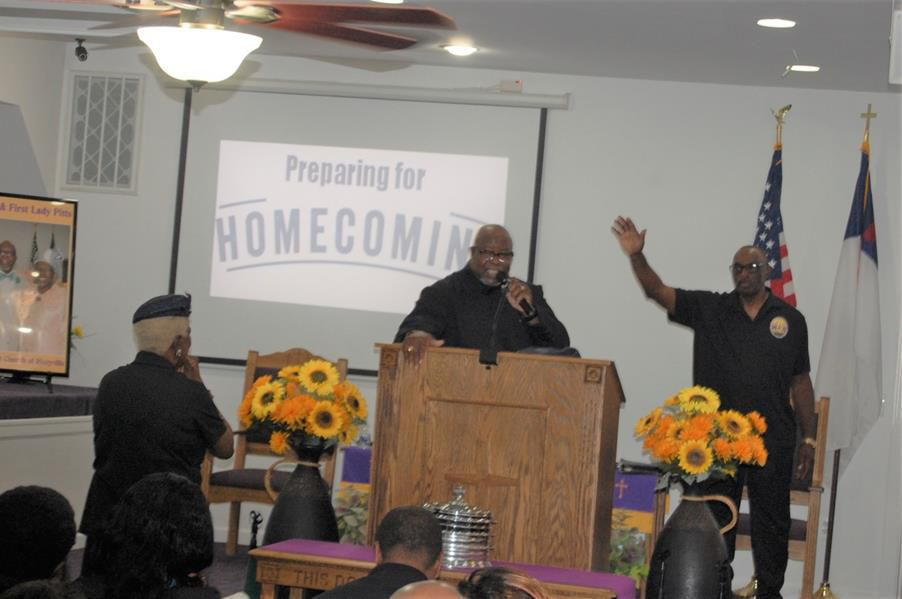 Beulah Baptist Church of Rixeyville celebrates its 139th Homecoming/Anniversary