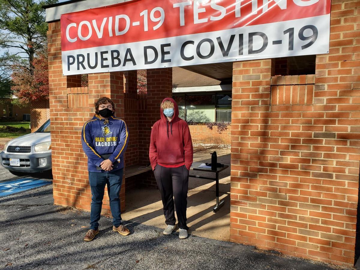 COVID testing Culpeper employees