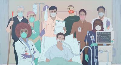 Pandemic stories