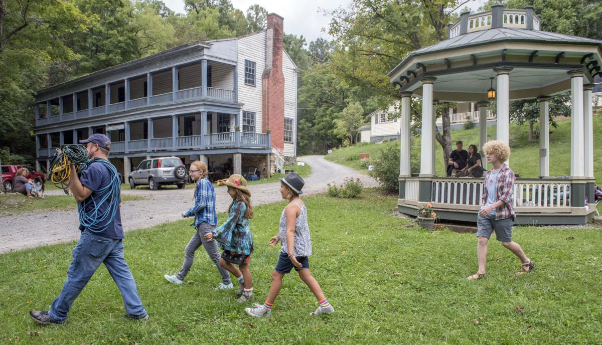 creator wants children u0027s tv show to shine light on appalachian