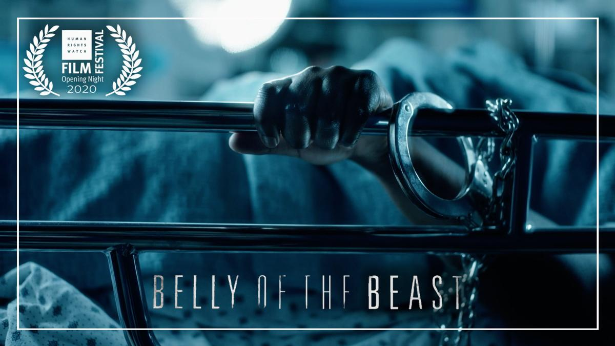 'Belly of the Beast' 2 - graphic