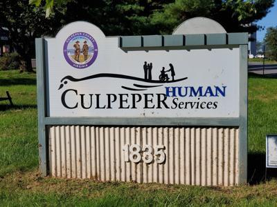 Culpeper Human Services sign (copy)