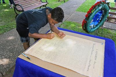 Culpeper Declaration of Independence (copy)
