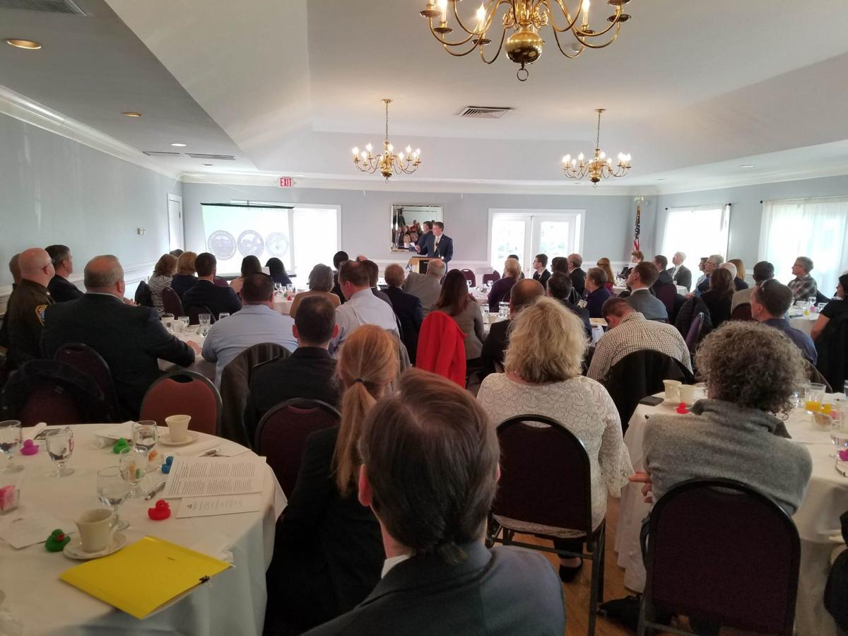 Culpeper 2019 State of the Community breakfast