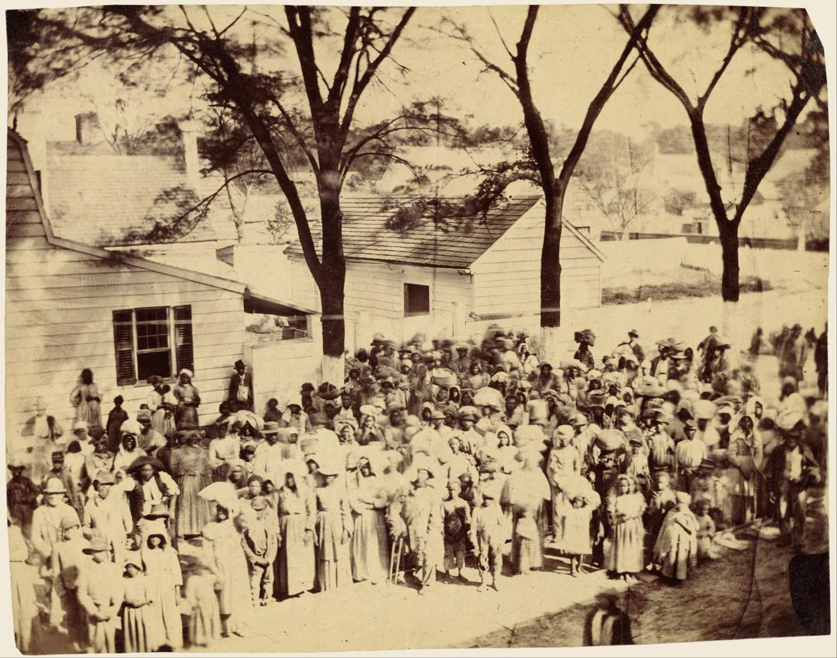 J.J. Smith's Plantation in South Carolina