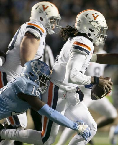 Virginia North Carolina Football