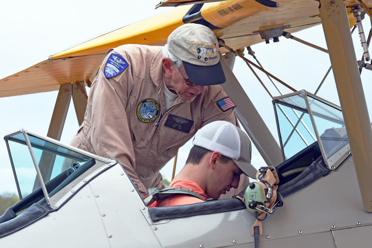 Homecoming showcases WWII collection of CAF's Capital Wing