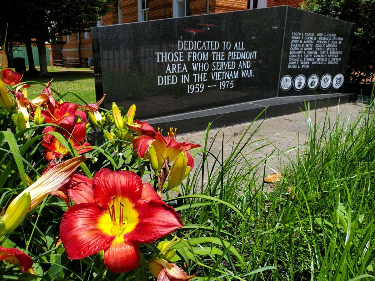 Culpeper Vietnam War Memorial