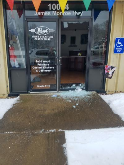 Amish Furniture Store In Culpeper Burglarized For 2nd Time