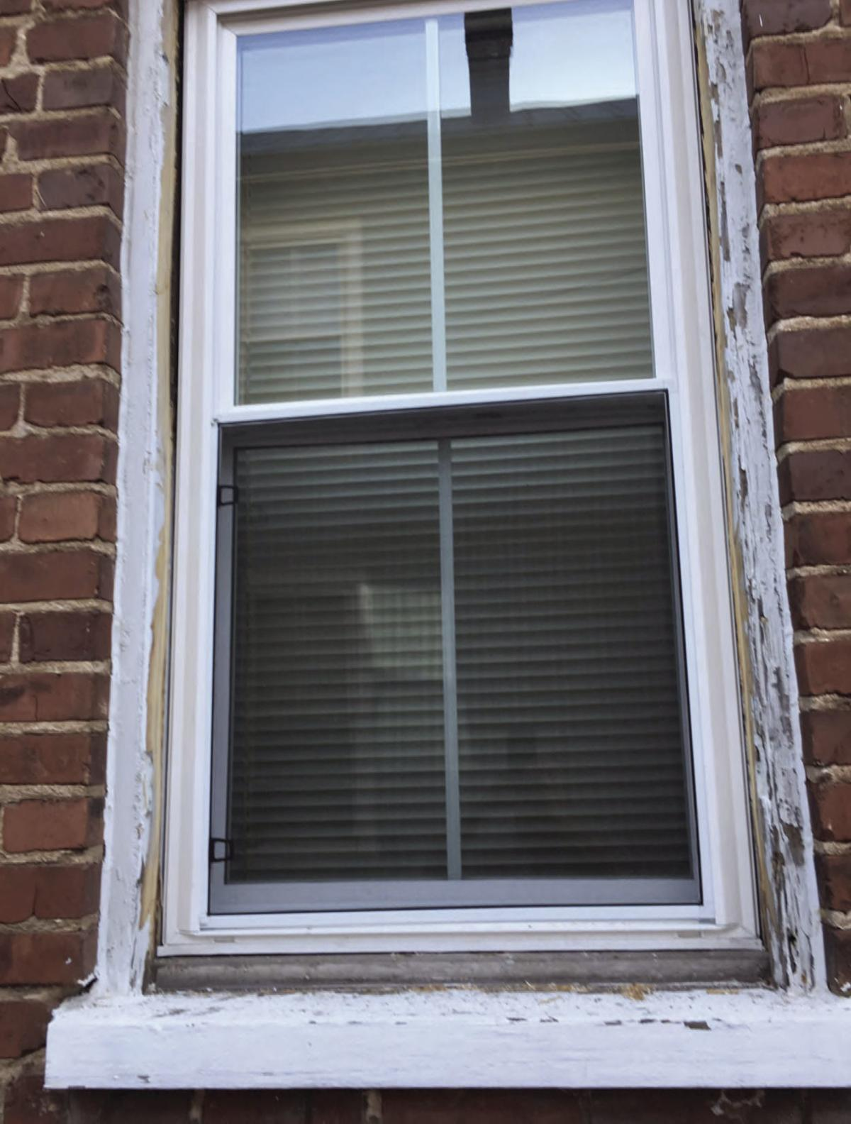 Installed In 2016 A Home On East Street The Culpeper Historic District These Vinyl Windows According To Town Officials Are Out Of Compliance With