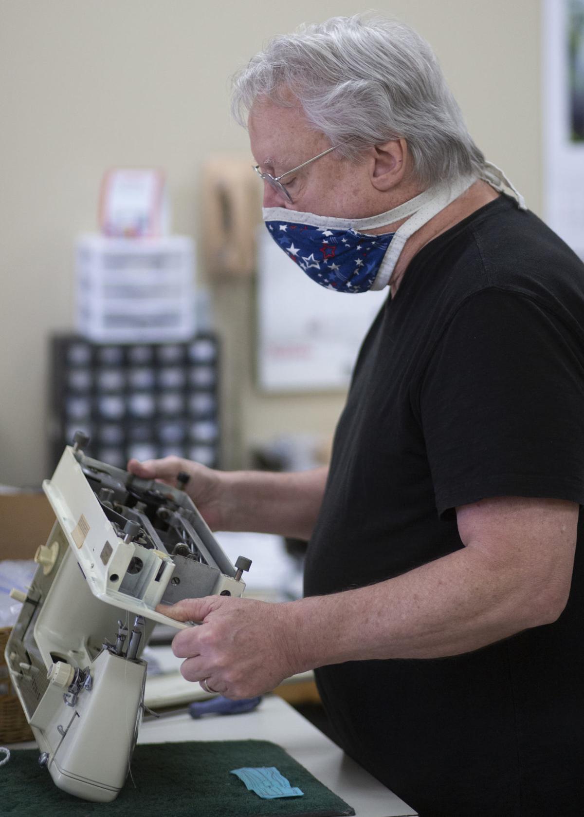 Sewing Machine Repair Near Fairfax Va