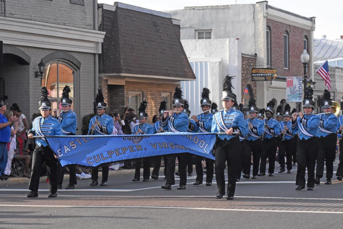Eastern View High School Band