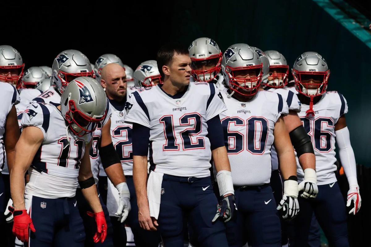 Hi, I'm Tom Brady': How the Patriots' 41-year-old