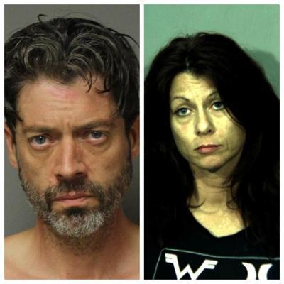 Adrian Puckett and Kimberly Moore (copy)