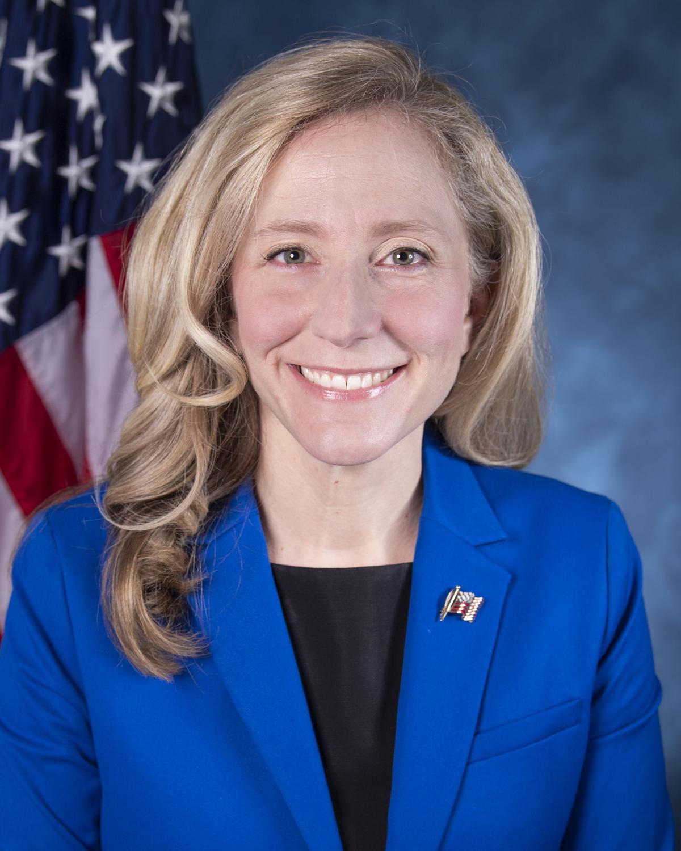 Rep. Abigail Spanberger official portrait