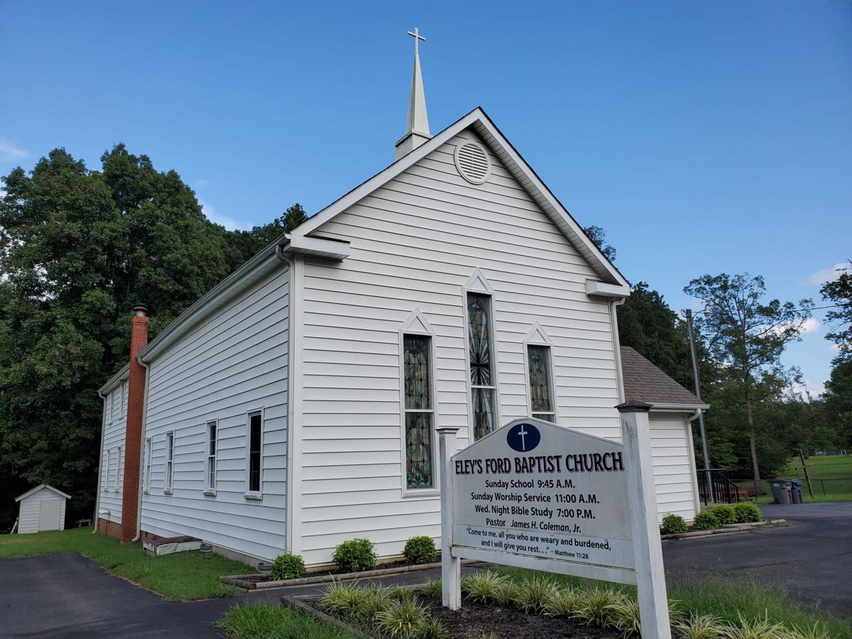 Eley's Ford Baptist Church