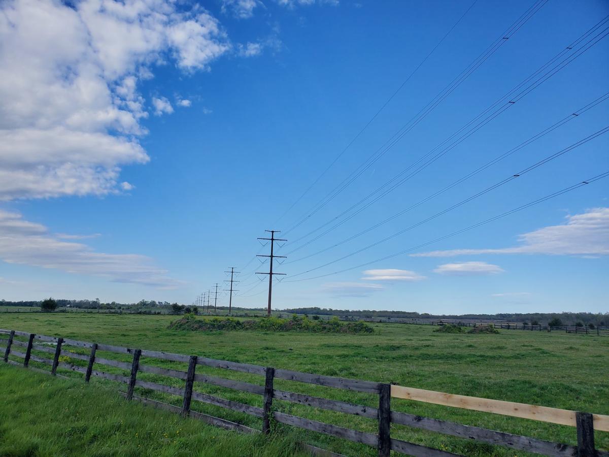 Stevensburg solar-plant site