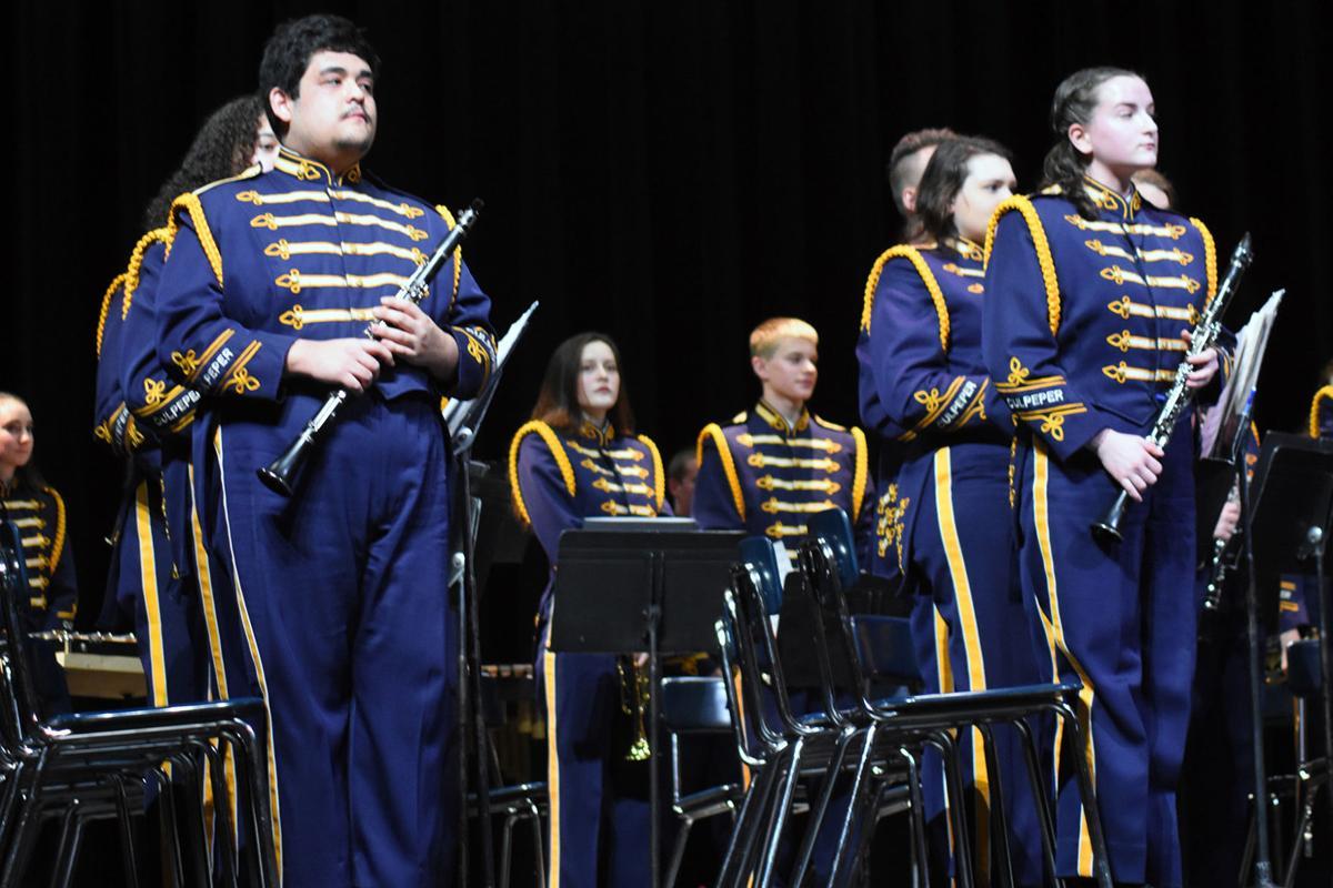 Culpeper County High School Concert Band