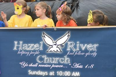 Hazel River