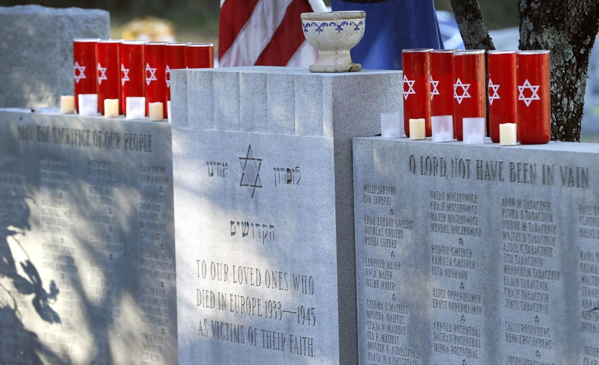 Emek Sholom Holocaust Cemetery
