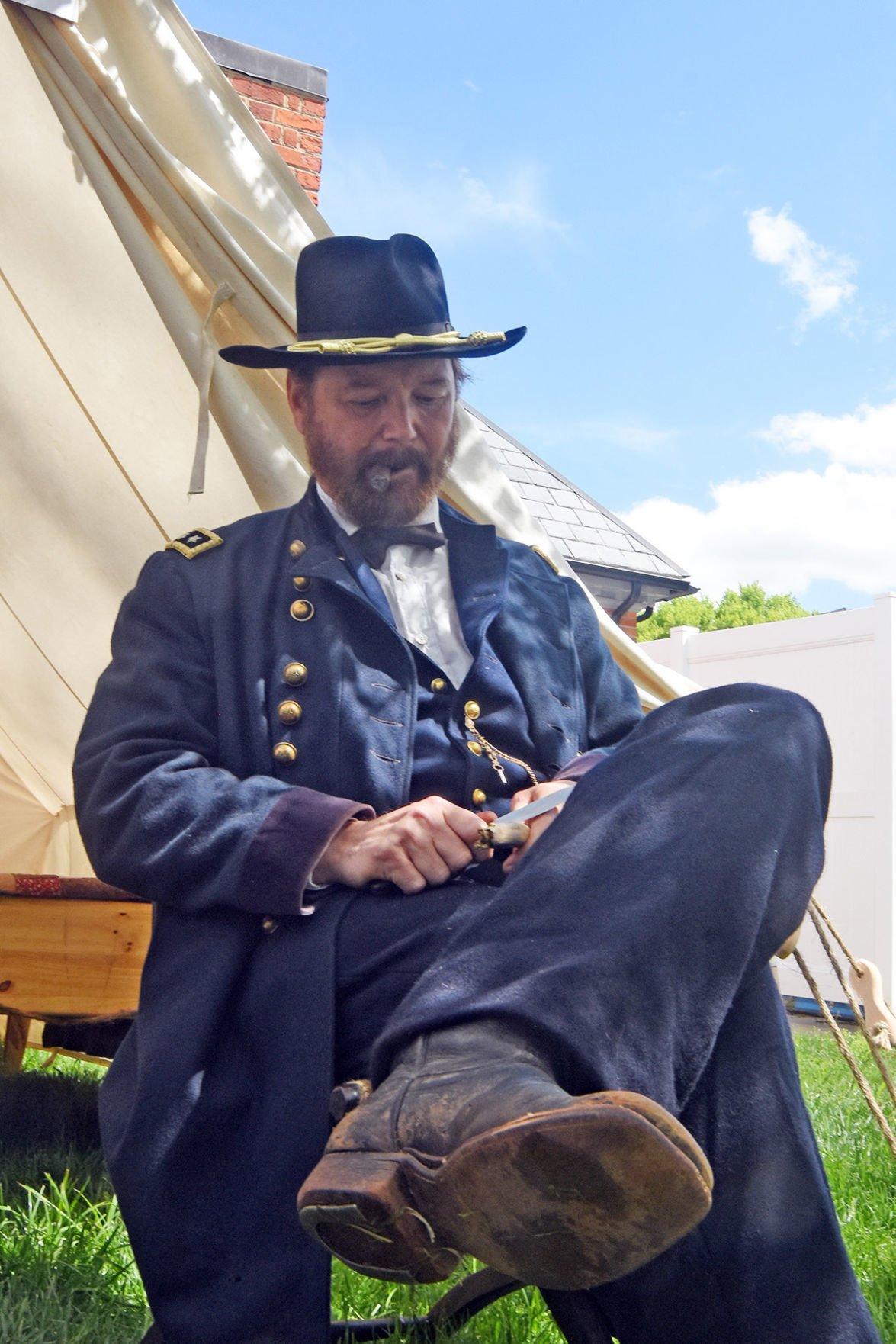 Grant Costume Union General Ulysses S