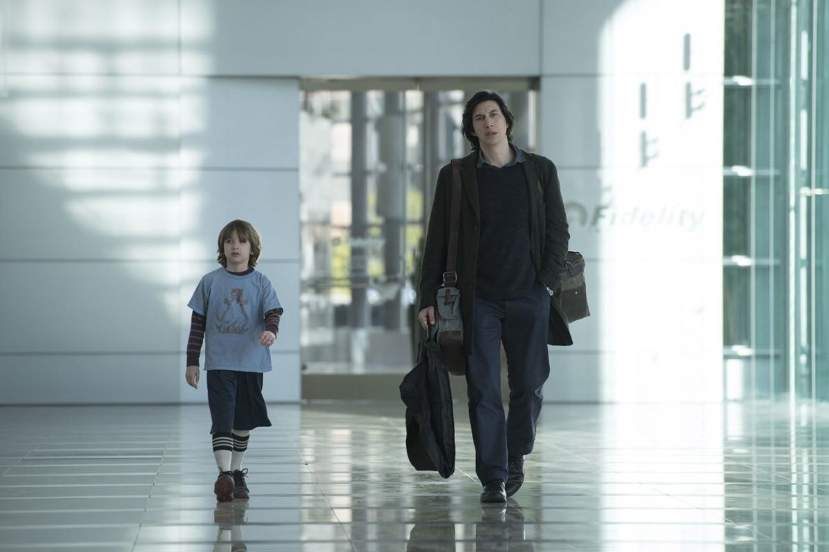 Adam Driver and Scarlett Johansson split up, in the funny-sad, happy harrowing divorce dramedy 'Marriage Story'