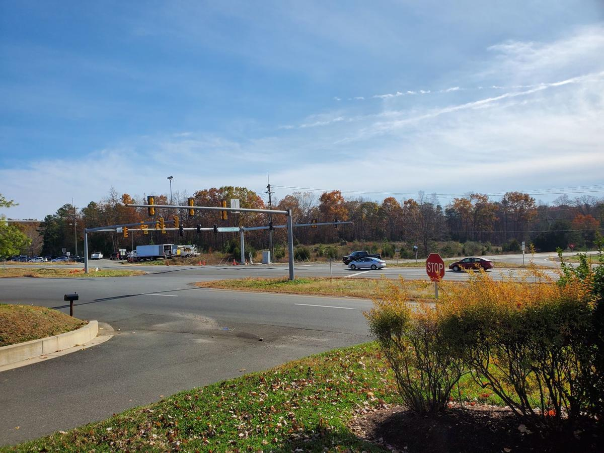 Clevenger's Village shopping development site