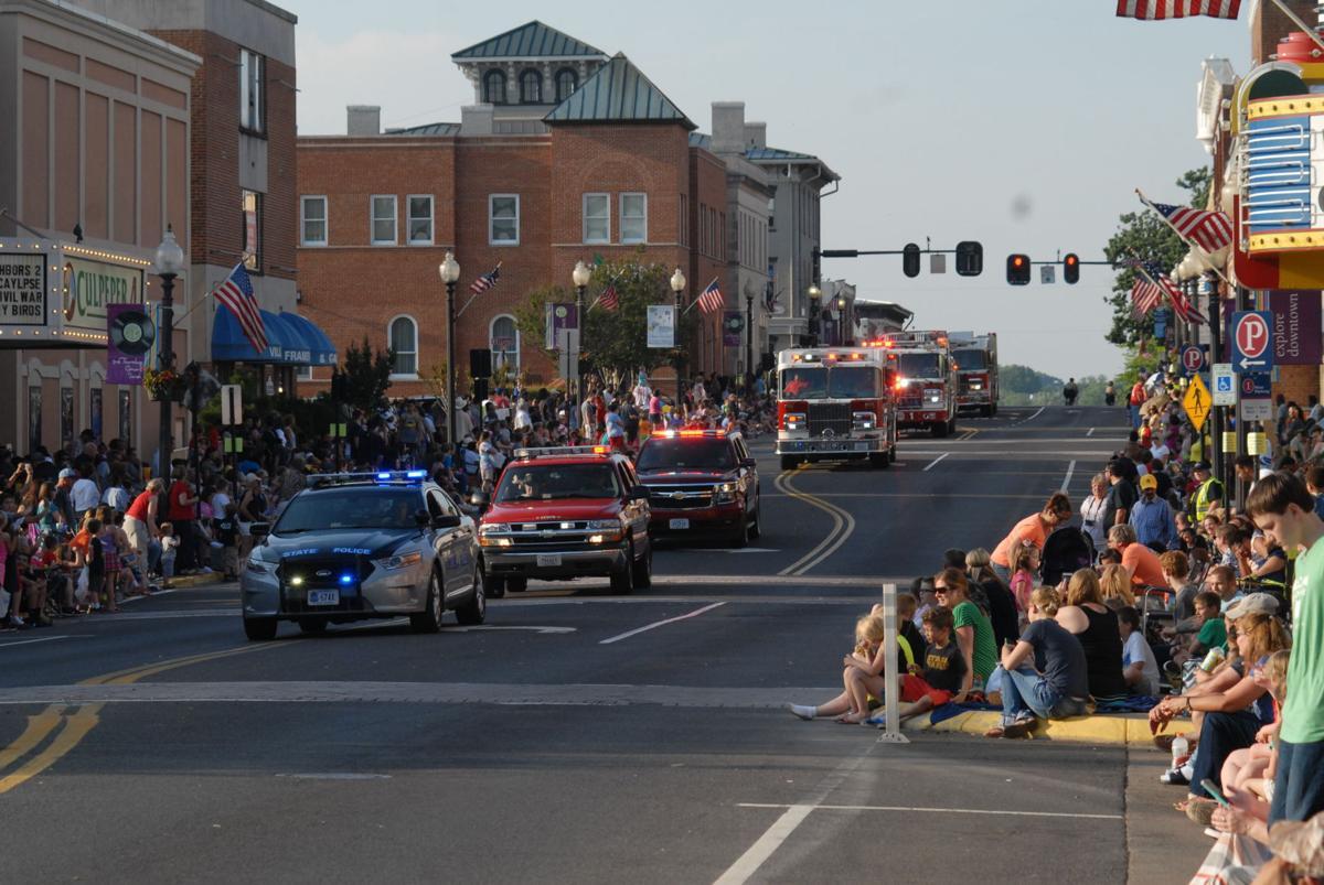 2017 Culpeper Fireman's Parade lineup | News | starexponent com