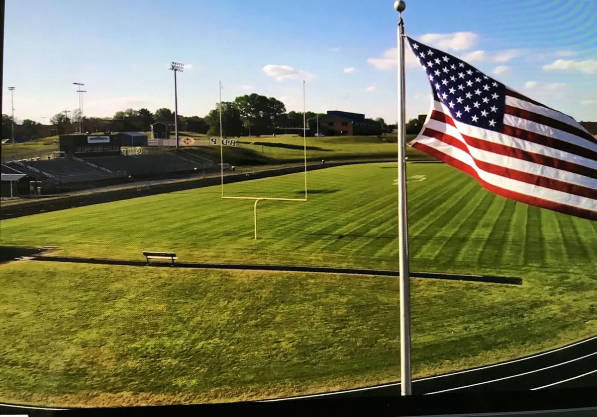 Culpeper High's Broman field (copy)