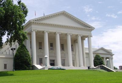 PHOTO: Virginia State Capitol