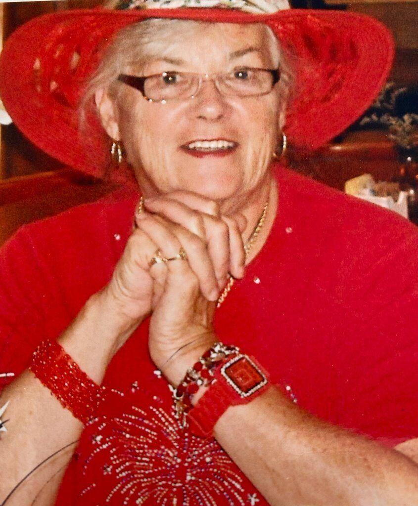 McLoughlin, Maureen Patricia