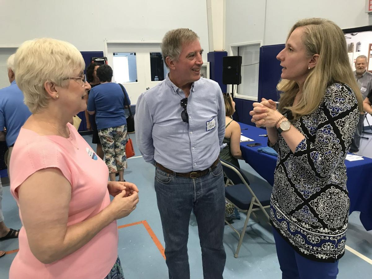 Hyde, Spanberger and Restel