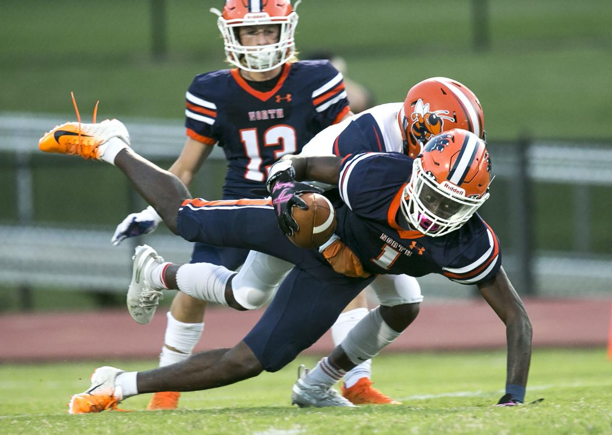 Orange at North Stafford football (copy)
