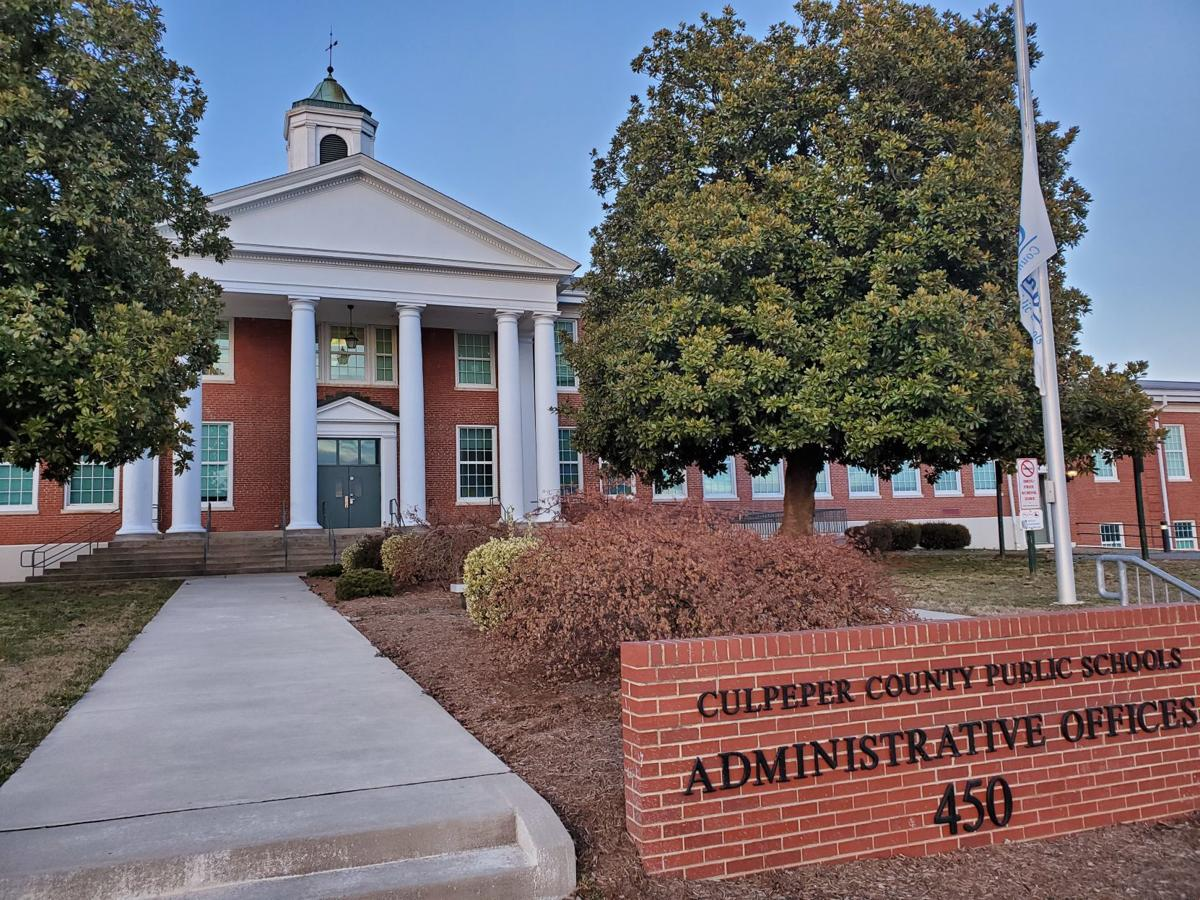 Culpeper County Public Schools' administrative office