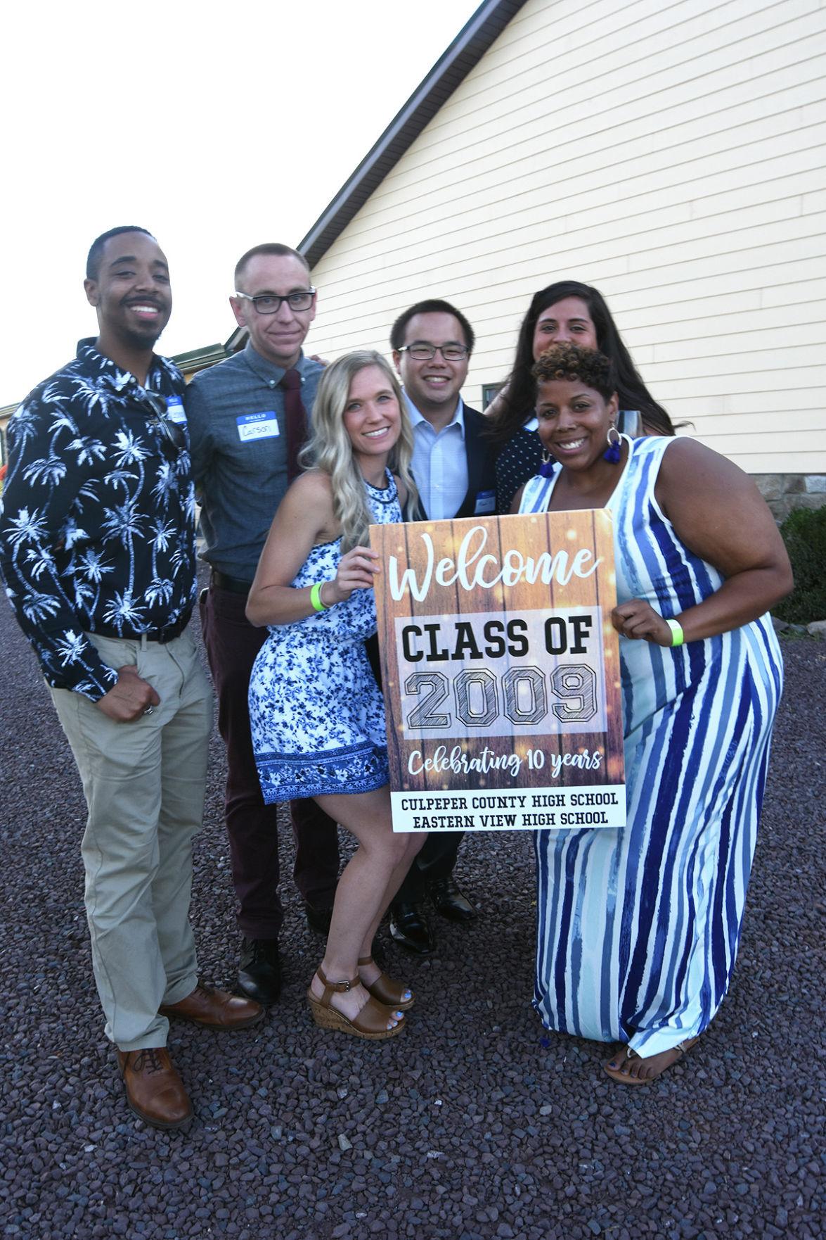 2009 class reunion Culpeper