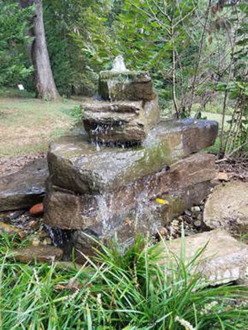 Rockwater fountain to come