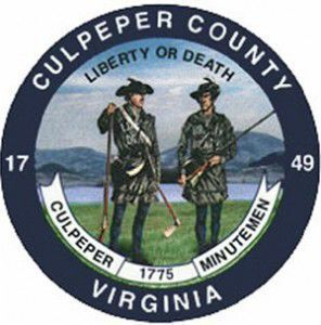 Culpeper county seal