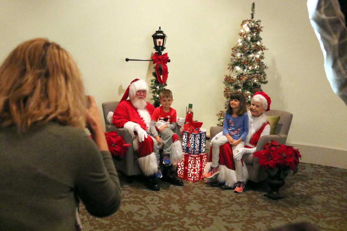Studio C Christmas.Getting A Jump Start On Shopping Hundreds Visit Culpeper S