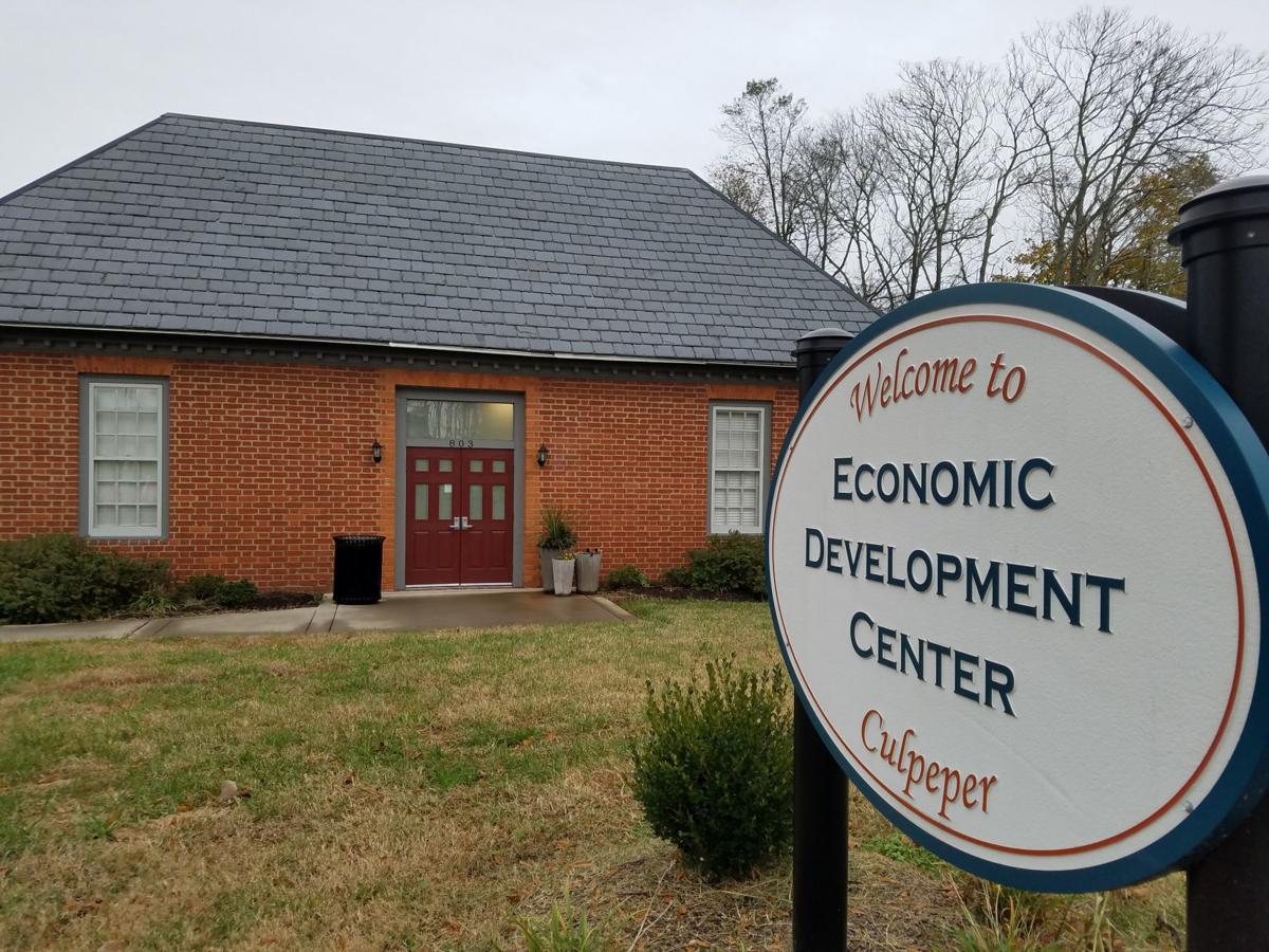 Culpeper County Economic Development Center (copy)
