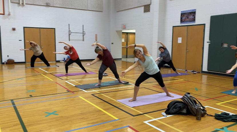 Emerald Hill yoga