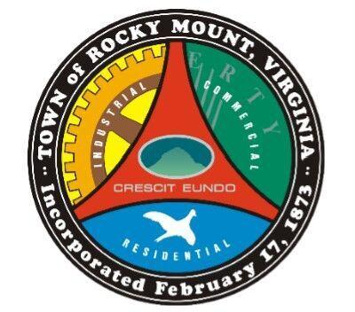 Town of Rocky Mount logo