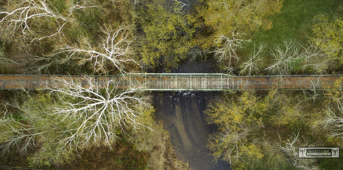 Waterloo Bridge aerial shot (copy)