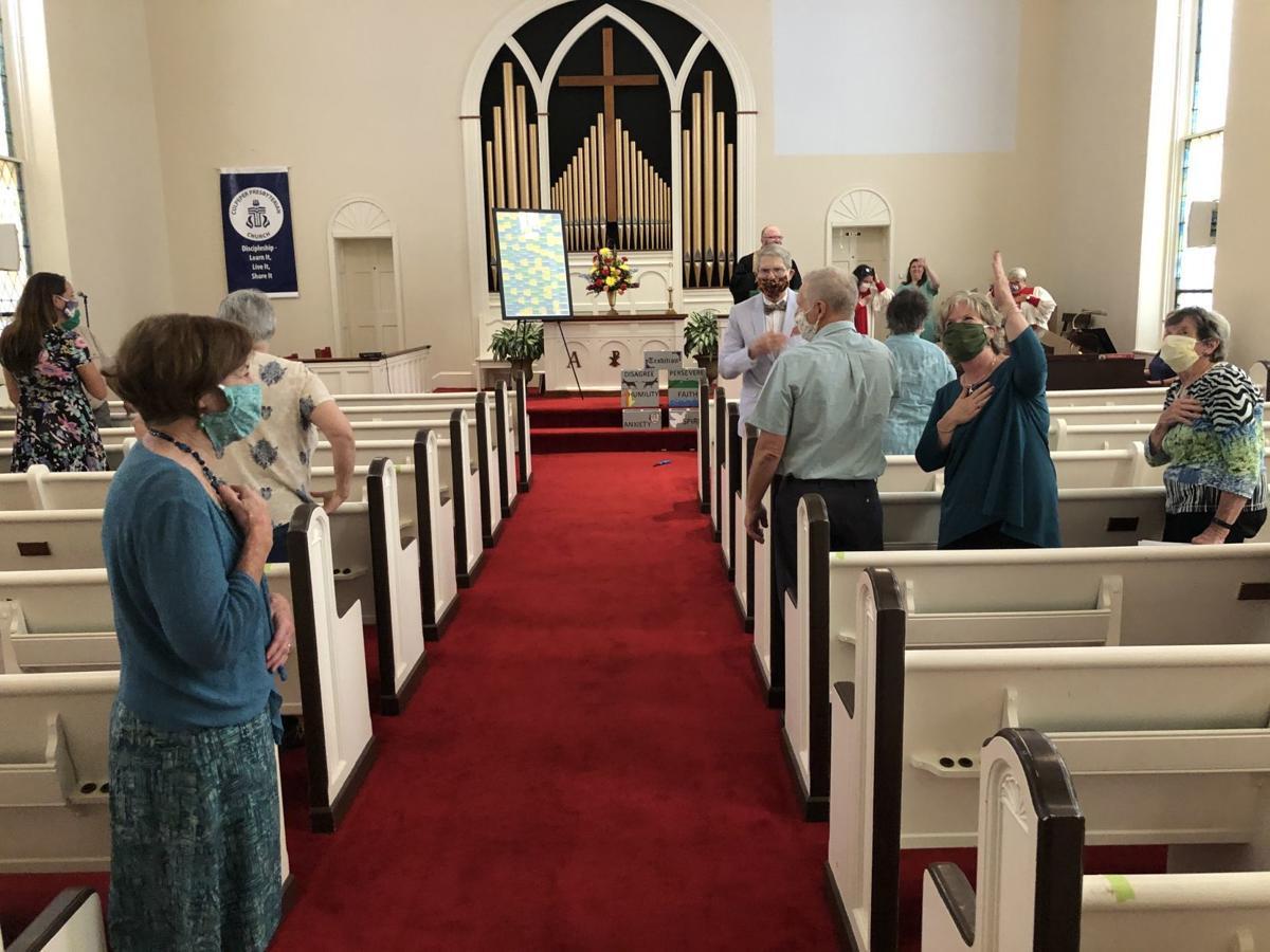 Culpeper Presbyterian Church greetings