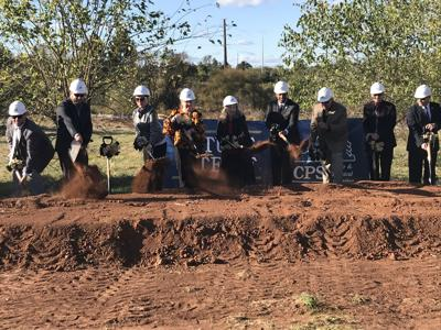 Winds of change: Culpeper breaks ground on Career & Technical Education School