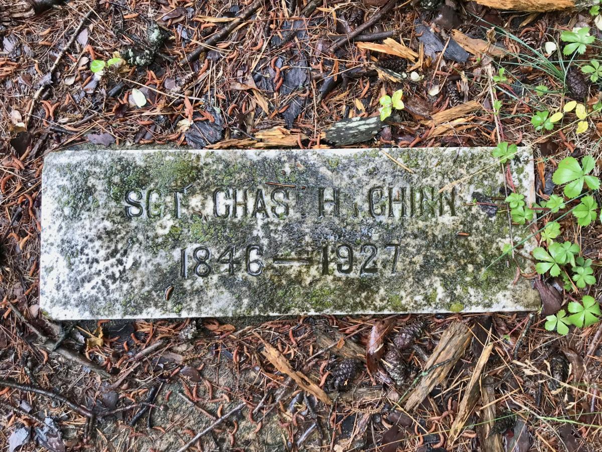 Shiloh Church Cemetery Elkwood VA Charles H Chinn