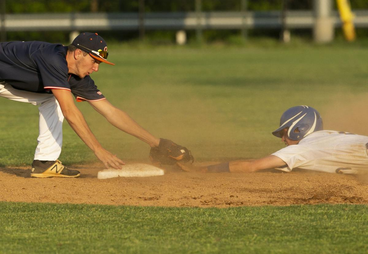 Stafford vs Orange baseball