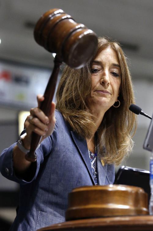House Speaker Eileen Filler-Corn