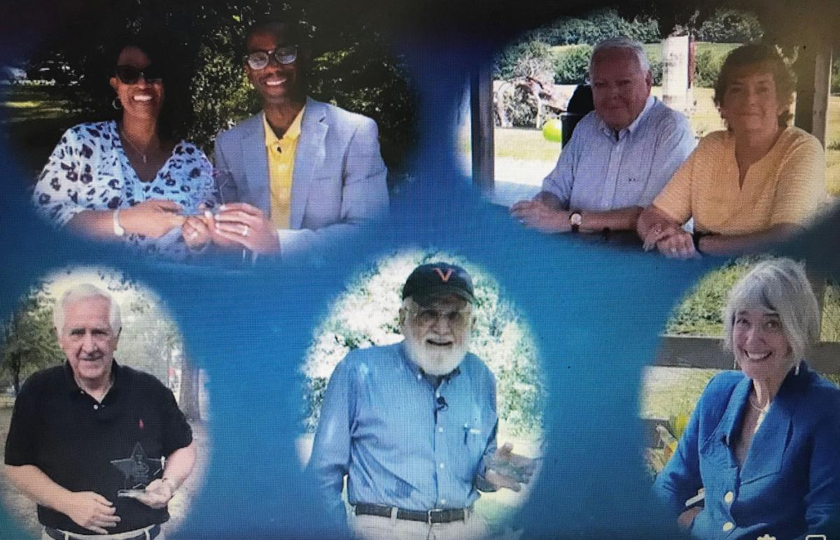 '5 Over 50' honorees