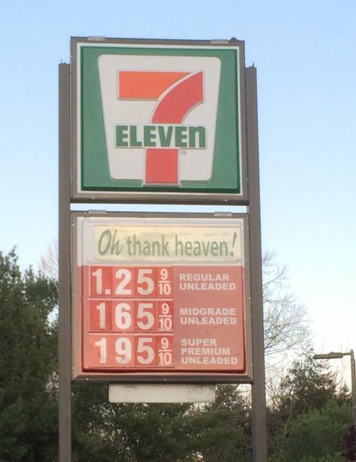 7 Eleven gas price (copy)